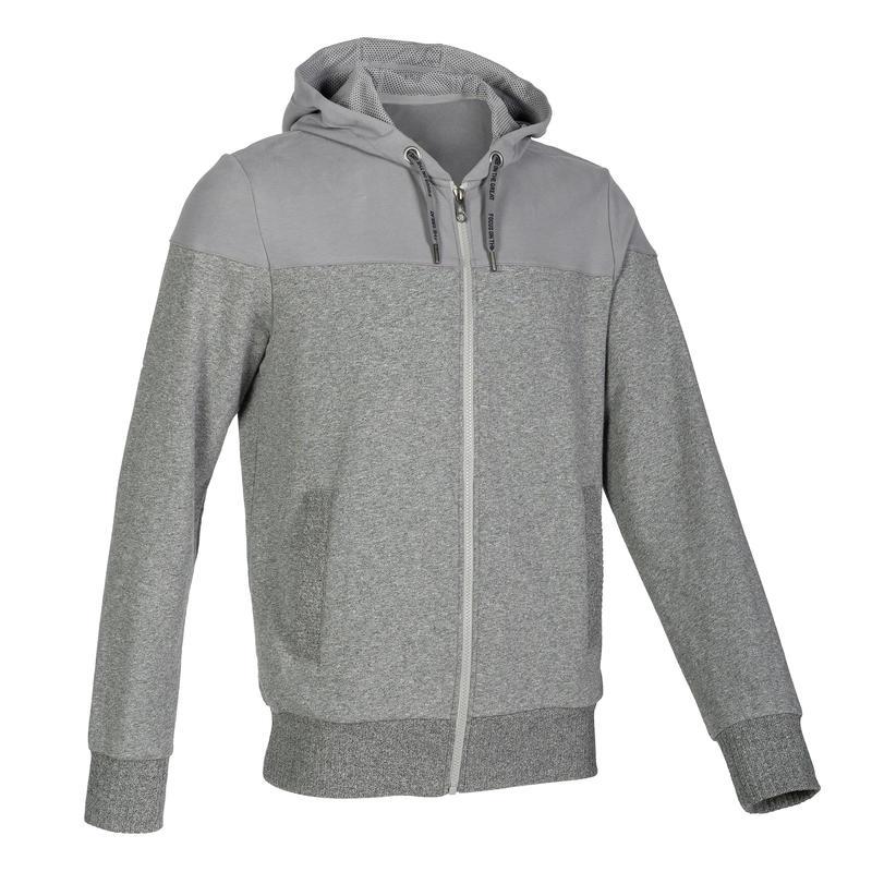 Men's Hooded Training Jacket