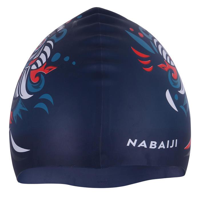 矽膠泳帽500印花
