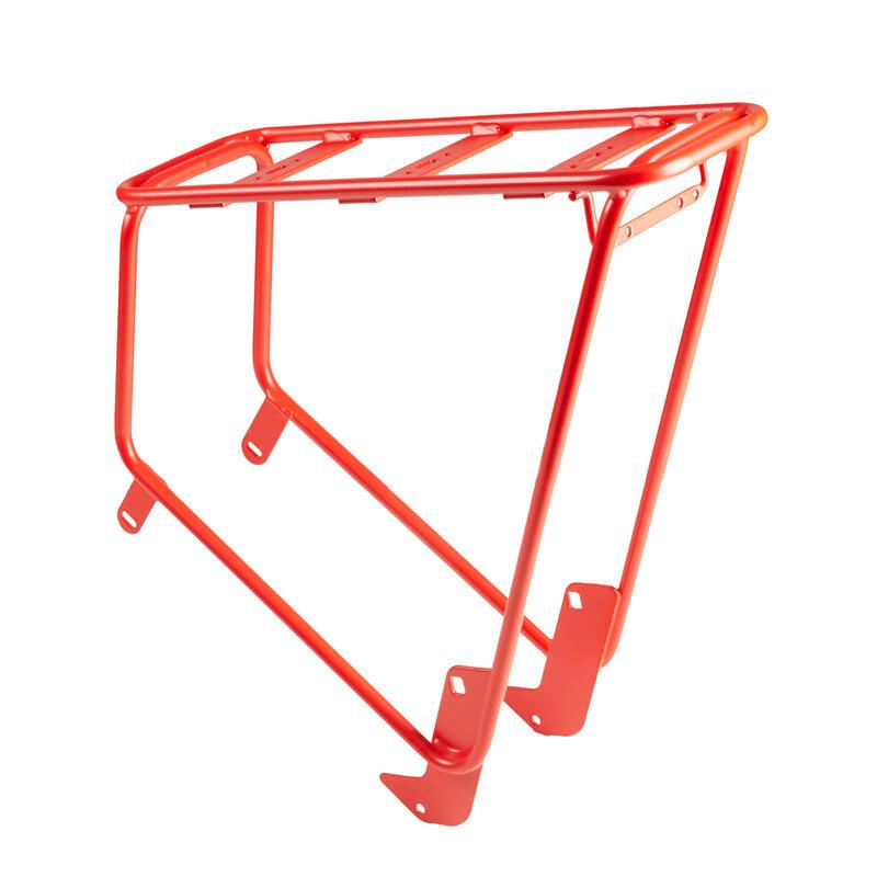 Bagagedrager Elops 520 maat M rood