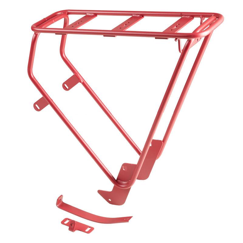 Nosič na kolo Elops vel. L růžový