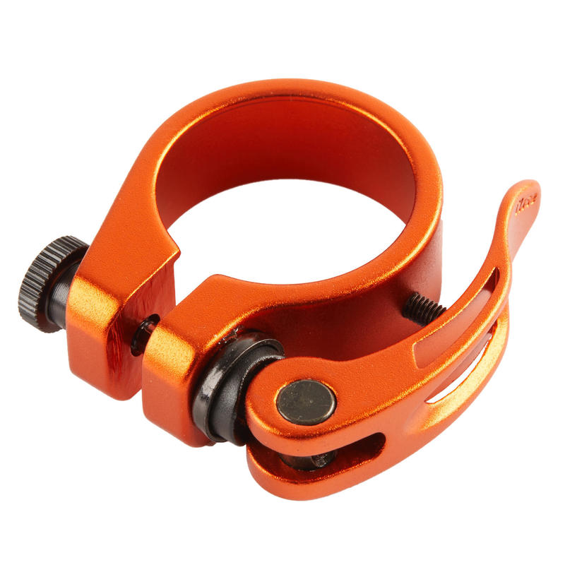 Collarino sella antifurto arancione tilt 500E