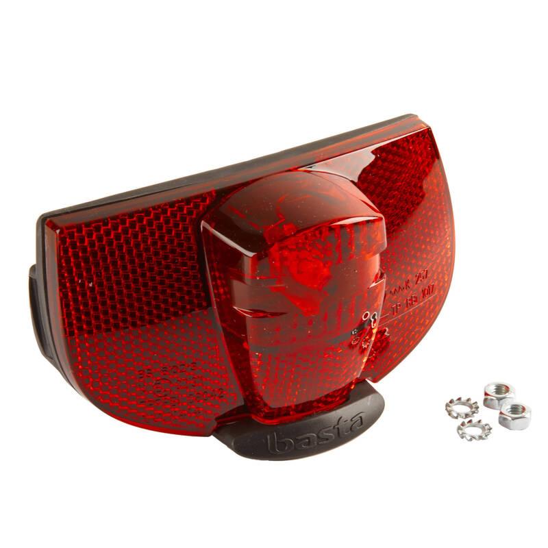 Doplňky - ZADNÍ LED SVĚTLO NA DYNAMO ELOPS