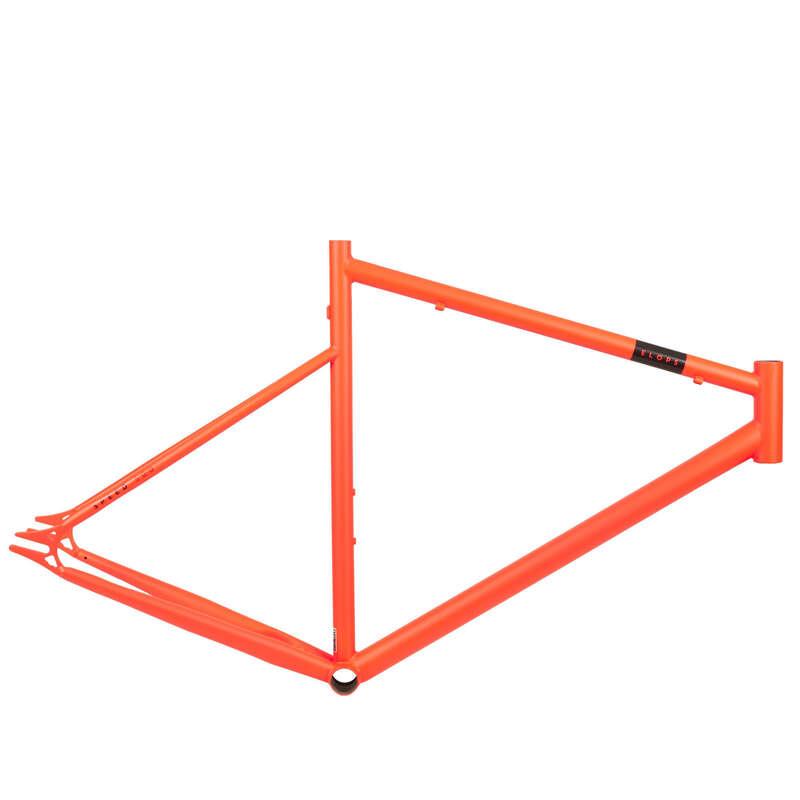 FRAME CITY Cycling - Frame Elops Speed 500 - Orange WORKSHOP - Bike Parts