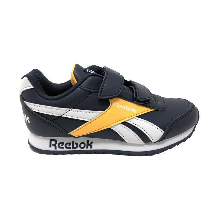 Zapatillas Caminar Reebok Royal Niños Azul Marino Velcro