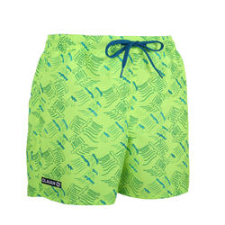 Kids' Boardshorts 100 - Yellow
