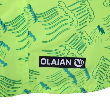 Celana Selancar Anak 100 - Kuning