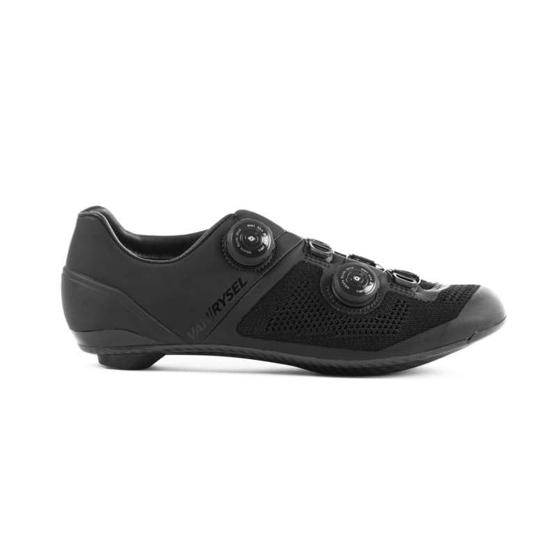 ROADR BIKE SHOES Cycling - Shoes RoadR 900 Air - Black VAN RYSEL - Cycling