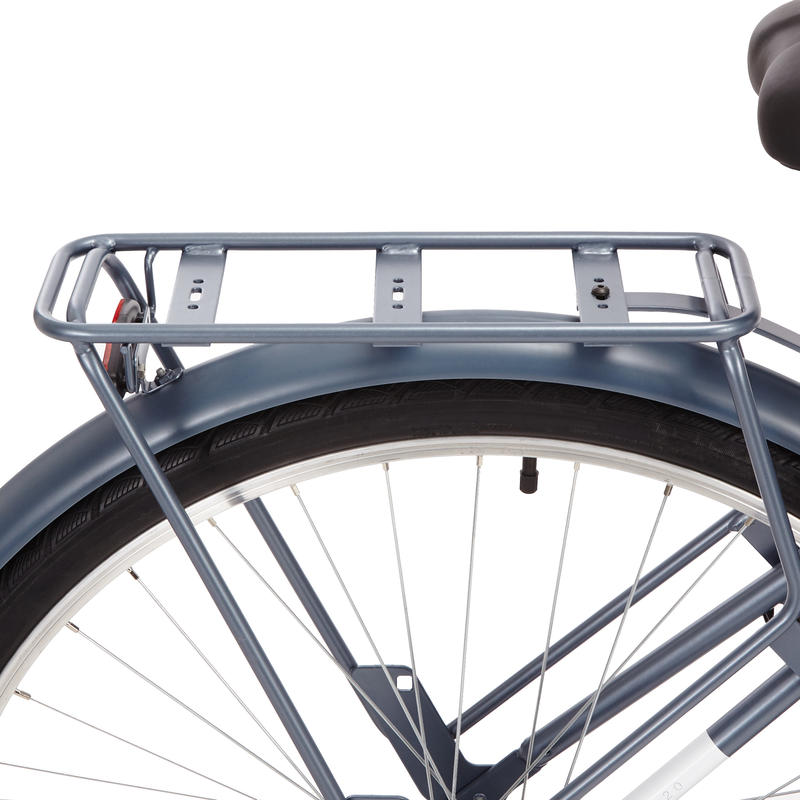 Elops Low Frame City Bike 120 - Blue