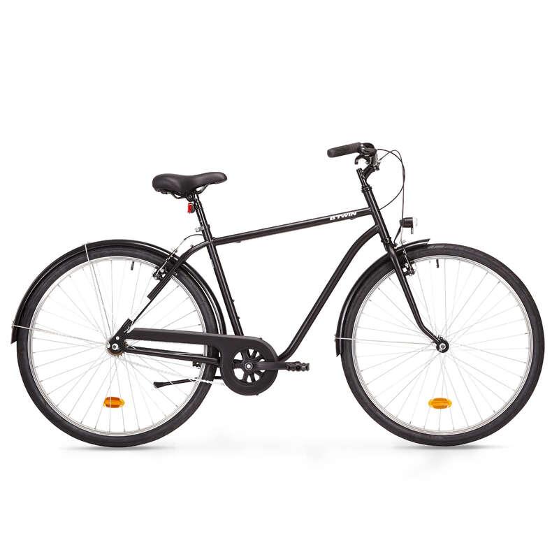 KLASICKÁ MĚSTSKÁ KOLA Cyklistika - MĚSTSKÉ KOLO ELOPS 100 ELOPS - Kola