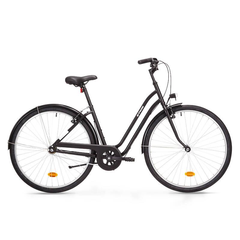 KLASICKÁ MĚSTSKÁ KOLA Cyklistika - MĚSTSKÉ KOLO ELOPS 100 ELOPS - Jízdní kola