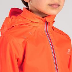 Hardloopjack kind rood/blauw