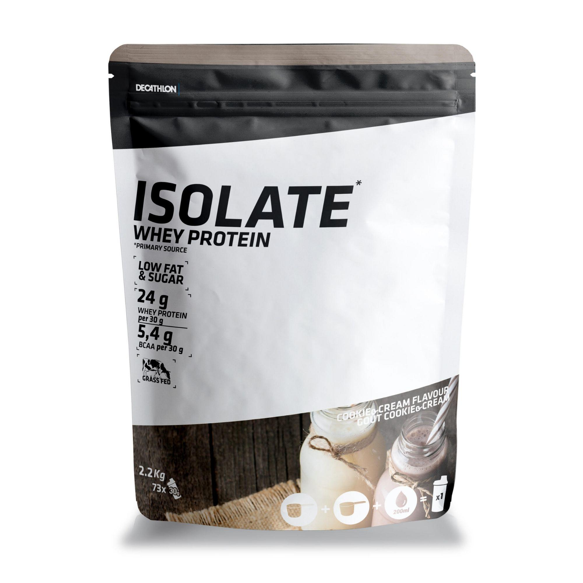 ISOLATE COOKIES & CREAM 2.2KG