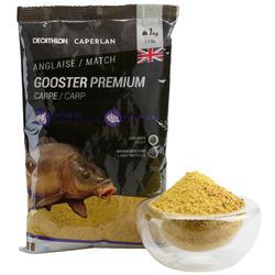 Lokaas voor matchvissen Gooster Premium karper 1 kg
