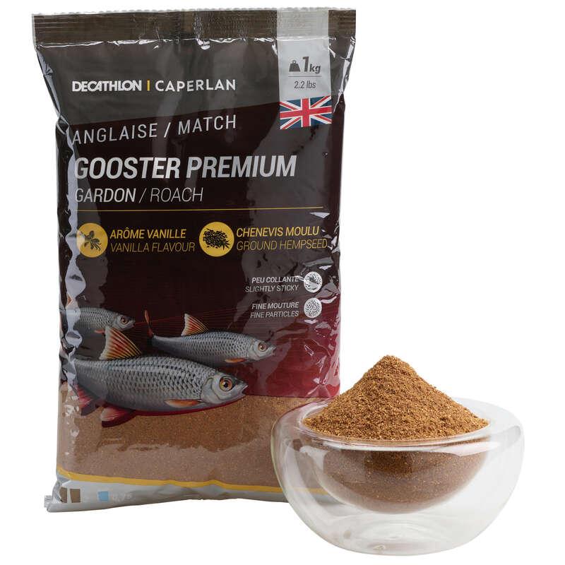 ETET#ANYAGOK, CSALIK FEEDER & MATCHBOTOS Horgászsport - Etetőanyag Gooster Premium CAPERLAN - Finomszerelékes horgászat
