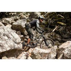 Maillot VTT All Mountain Manches Longues Noir
