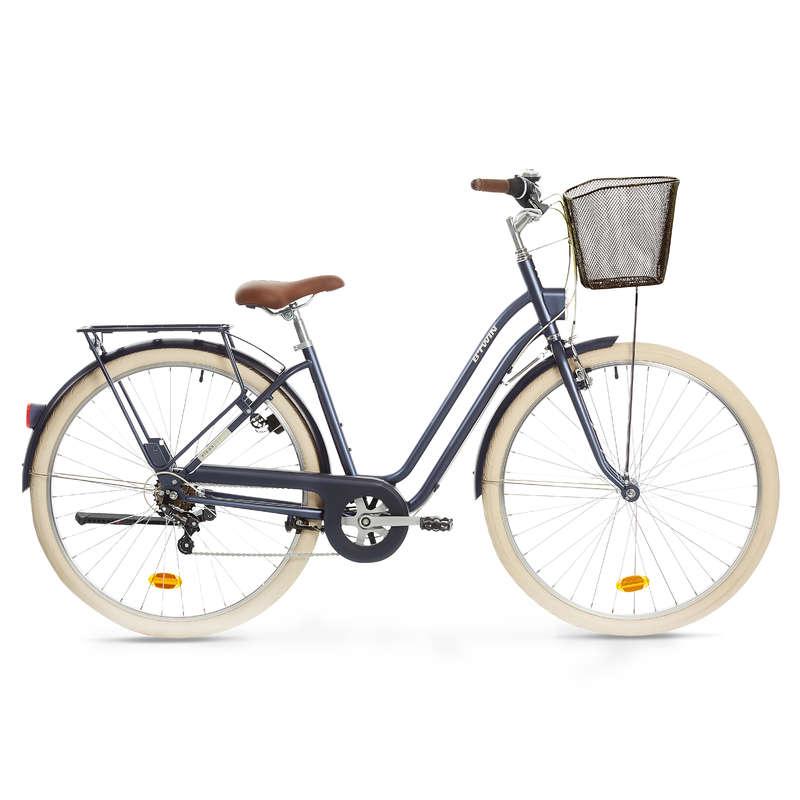 КЛАССИЧЕСКИЕ ГОРОДСКИЕ ВЕЛОСИПЕДЫ Велоспорт - ВЕЛОСИПЕД ELOPS 520 ELOPS - Велоспорт