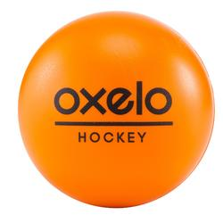 Hockeyball Schaumstoff orange