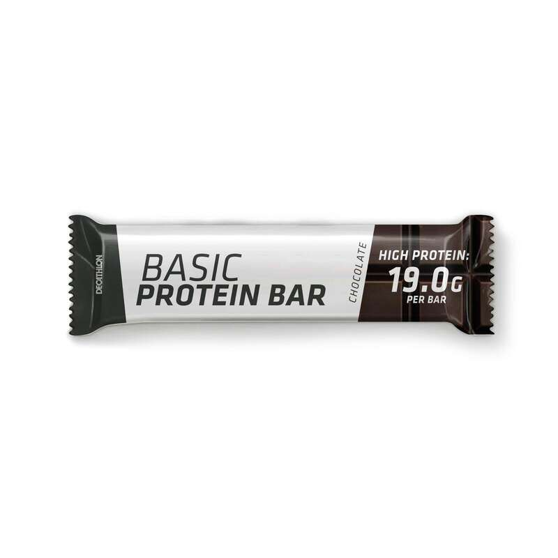 PROTEINS AND SUPPLEMENTS Boxing - Basic Protein Bar DOMYOS - Boxing Nutrition