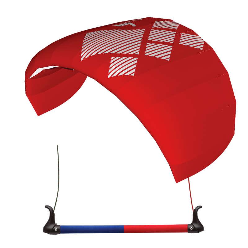 ARIPI DE TRACȚIUNE / LANDKITE Sporturi cu vant - ARIPĂ TRACȚIUNE FLUXX 1.3m²HQ4 HQ4 - Kite Surf