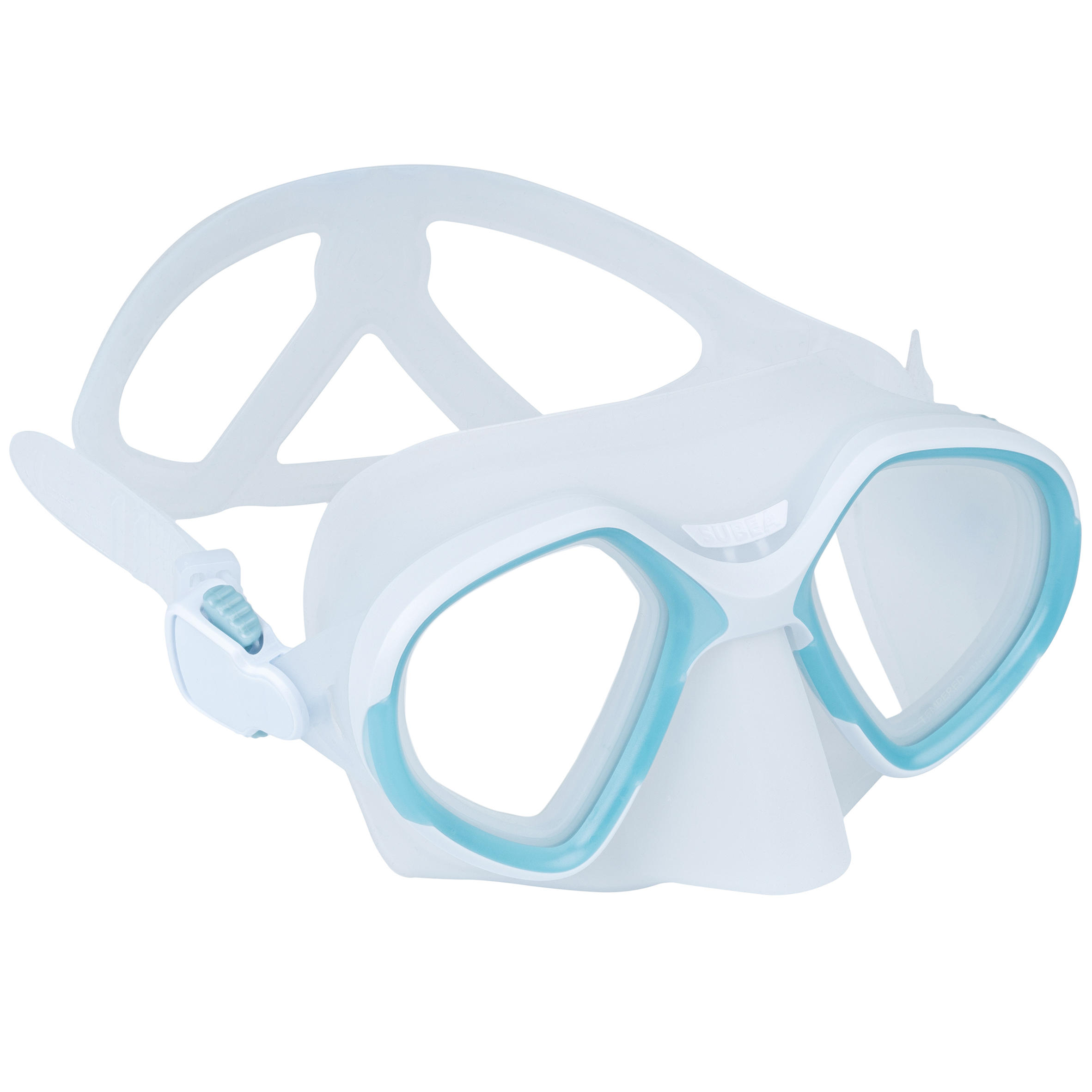 Mască scufundări FRD 500 Gri imagine