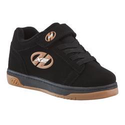 Zapatillas con ruedas DUAL UP BOY Black gum