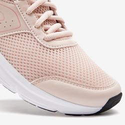 女款慢跑鞋CUSHION - 珊瑚紅/粉色