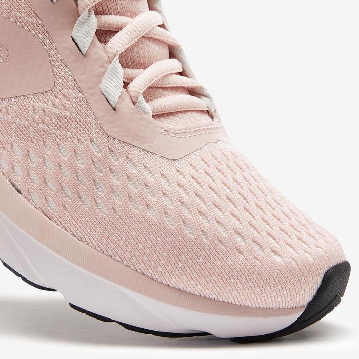 女款跑鞋SUPPORT - 粉色