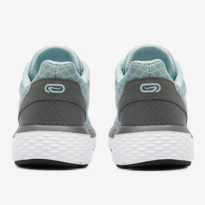 รองเท้าผู้หญิงสำหรับวิ่งรุ่น SUPPORT (สีกากี)