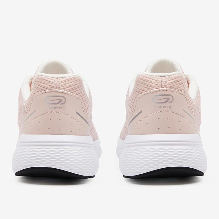 CHAUSSURES JOGGING CUSHION ROSE CORAIL FEMME
