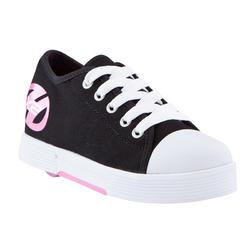 Schoenen op wieltjes Heelys Fresh voor meisjes zwart/paars