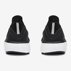 COMFORT KNIT SHOES - BLACK
