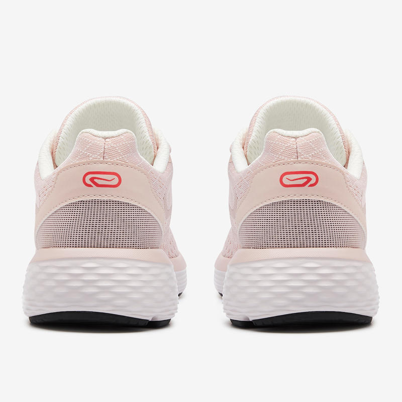 CHAUSSURES DE RUNNING FEMME KALENJI RUN SUPPORT ROSE