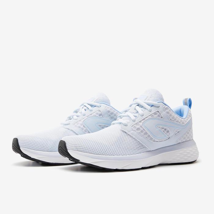 女款透氣跑鞋RUN SUPPORT BREATHE - 藍色