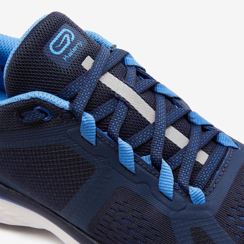รองเท้าผู้หญิงสำหรับใส่วิ่งรุ่น RUN SUPPORT CONTROL (สีน้ำเงิน)