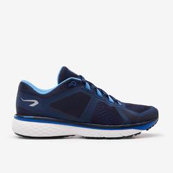 Hardloopschoenen Dames Run Support Control donkerblauw