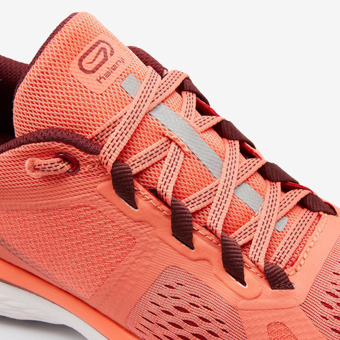 CHAUSSURES RUN SUPPORT CONTROL CORAIL FEMME