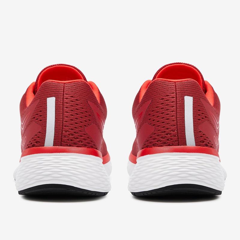 รองเท้าผู้ชายสำหรับใส่วิ่งรุ่น Run Support (สีแดง RED 2)