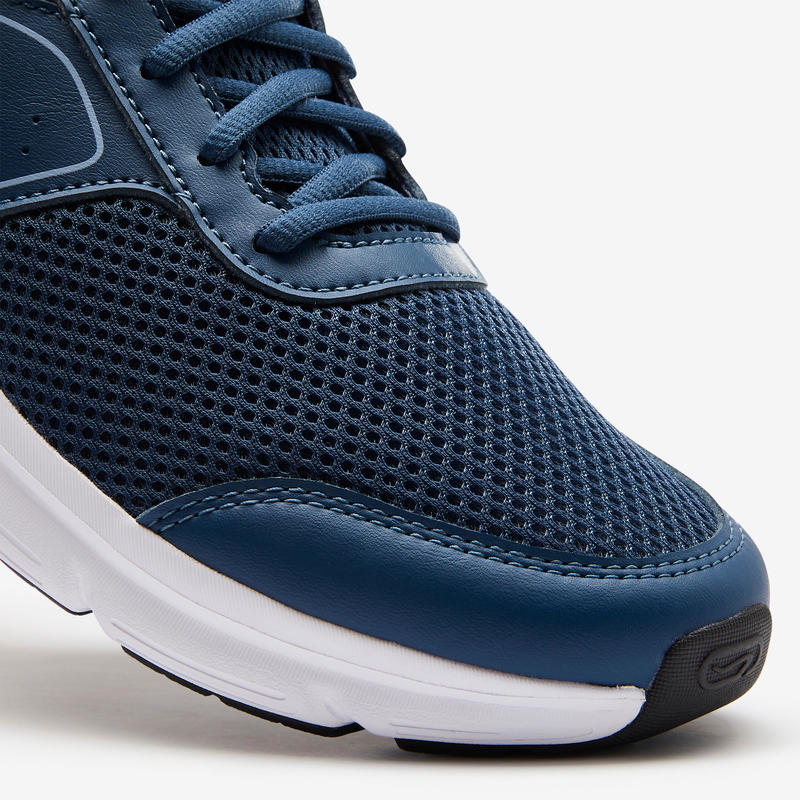 RUN CUSHION MEN'S JOGGING SHOES - NEW BLUE