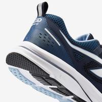 RUN ACTIVE MEN'S RUNNING SHOES - DARK BLUE
