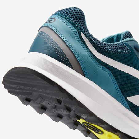 RUN ACTIVE GRIP MEN'S RUNNING SHOES - GREEN