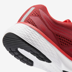 RUN SUPPORT MEN'S RUNNING SHOES - RED 2