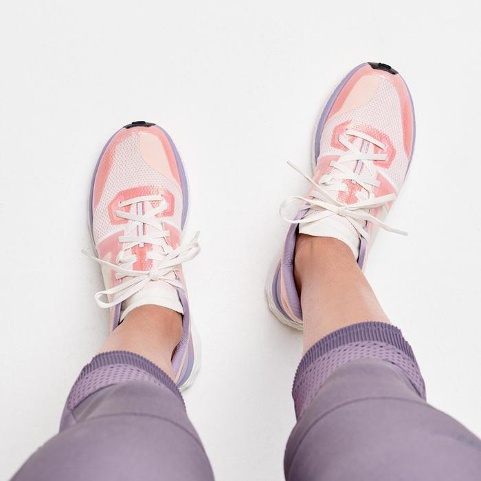 女款跑鞋COMFORT - 紫色