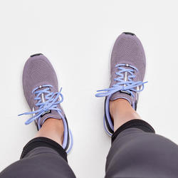Hardloopschoenen Dames Active Grijs