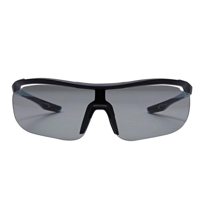 成人款感光變色跑步太陽眼鏡RUNPERF(1~3號鏡片) - 黑色