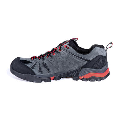 Merrell Capra Men's Waterproof Walking Shoes - Grey/Orange