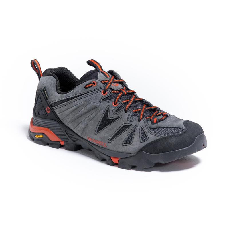 Men's Waterproof mountain walking shoes - Merrell Capra GTX