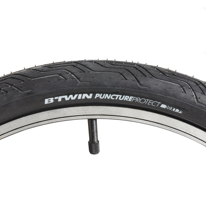 Band voor vouwfiets 5 20 inch x 1.75 PROTECT / ETRTO 44-406