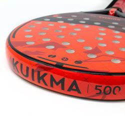 Padelracket PR 500 rood