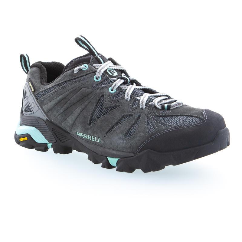 Chaussures imperméables de randonnée montagne - MERRELL CAPRA GTX - Femme