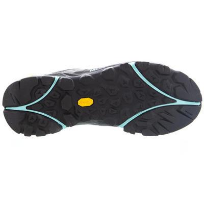 Merrell Capra Women's Waterproof Walking Shoes - Grey/Orange